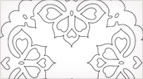 Hungarian Hand Embroidery Pattern 3