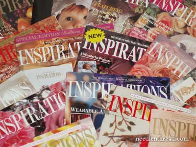 Inspirations Magazines Issues 1-25