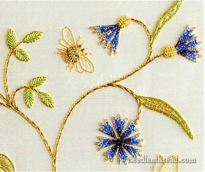 Goldwork Techniques, Projects, and Pure Inspiration by Hazel Everett