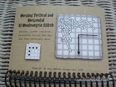 Montenegrin Stitch Book