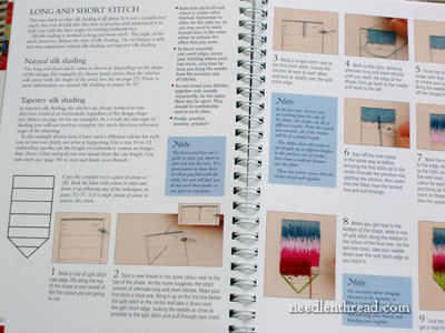 RSN Essential Stitch Guide: Silk Shading