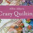 Crazy Quilting by Allison Aller