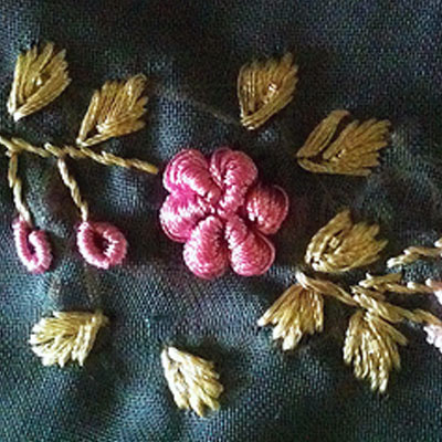 Identify an Embroidery Stitch