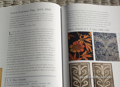 Early 20th Century Embroidery Techniques Book Review