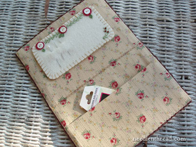 The Nesting Place Needlebook