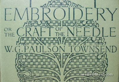Old Embroidery Books