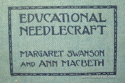 Old Needlework Books