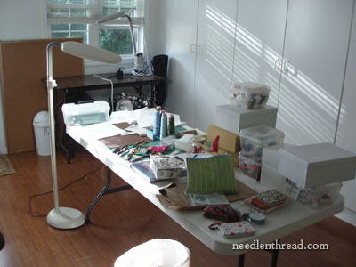 Embroidery Workroom