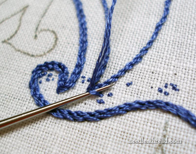 Laying Tools for Hand Embroidery