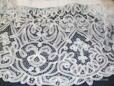 Battenburg Lace Patterns, Vietnam Battenburg Lace Patterns