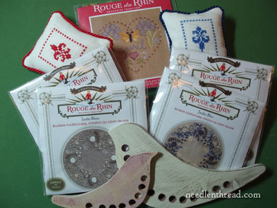 Little Embroidery Kits