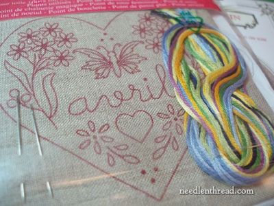 Hand Embroidery Kits and Accessories