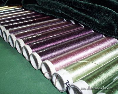 Japanese Silk Thread