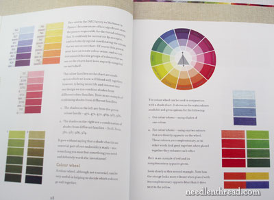 Colour Confidence in Embroidery: Book Review – NeedlenThread.com
