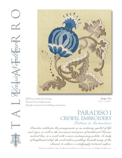 Talliaferro Designs: Paradiso I