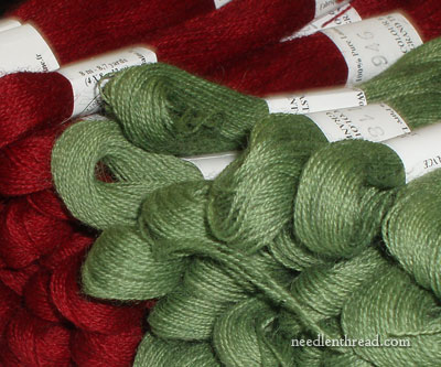Wool Threads for Hand Embroidery