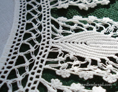 CROCHET LACE TRIM PATTERNS CROCHET PATTERNS