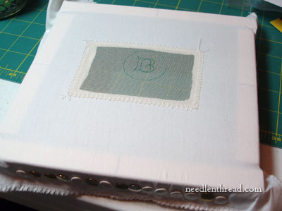 Silk Gauze for Miniature Embroidery
