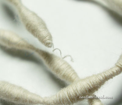 Coronation Cord for embroidery, crochet, and tatting