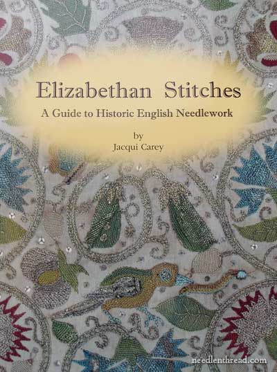 Elizabethan Stitches by Jacqui Carey