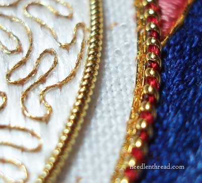 Real Japanese Gold Thread