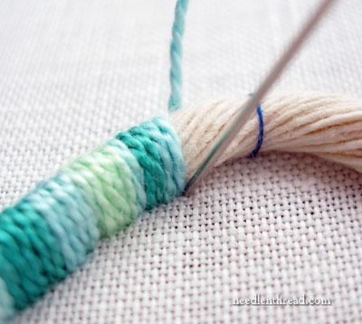 Casalguidi Stitch in Hand Embroidery