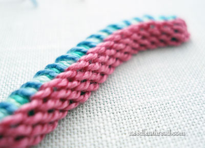 Casalguidi Stitch in Hand Embroidery