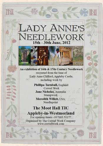 Lady Ann Needlework Exhibition
