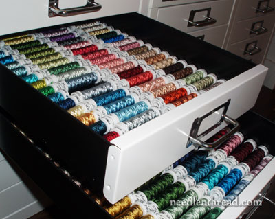 Charming Hand Embroidery Thread Storage Solutions