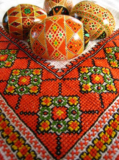 Ukrainian Easter Cloth