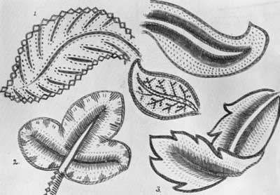 Jacobean Embroidery Patterns