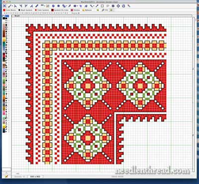 Macstitch by Ursa Software