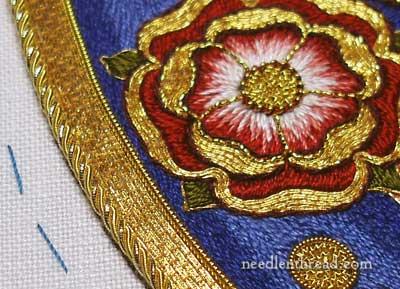 Goldwork & Silk Ecclesiastical Embroidery