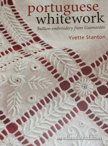 Give Away Portuguese Whitework Book Needlenthread