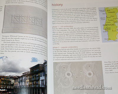 Portuguese Whitework – Book Review – NeedlenThread.com