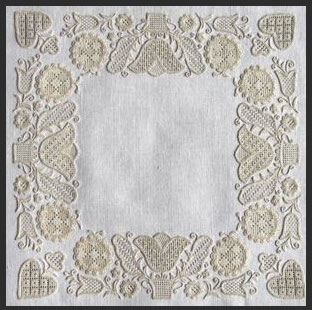 Schwalm Whitework Embroidery