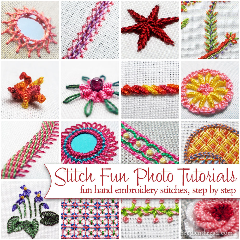 Stitch Fun Index Needlenthread