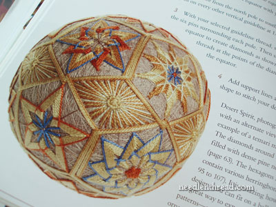 Temari Techniques by Barbara Suess