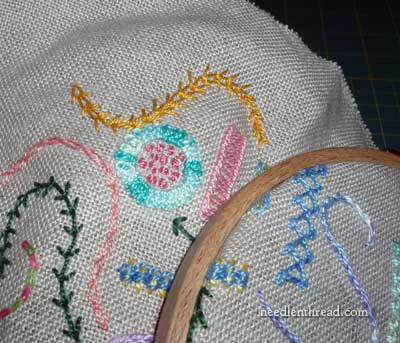 Damp Stretching & Blocking Embroidery – NeedlenThread.com