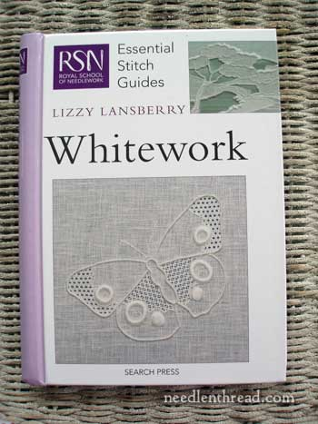 RSN Whitework Stitch Guide Give-Away