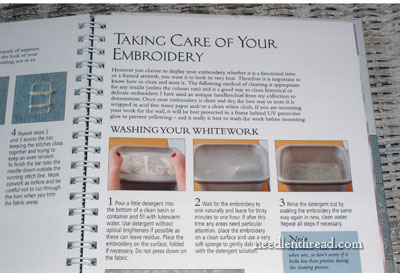 Whitework RSN Essential Stitch Guide