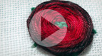 Woven Wheel Spider Web Stitch