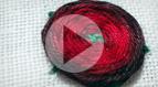 Woven Wheel Spider Web Stitch
