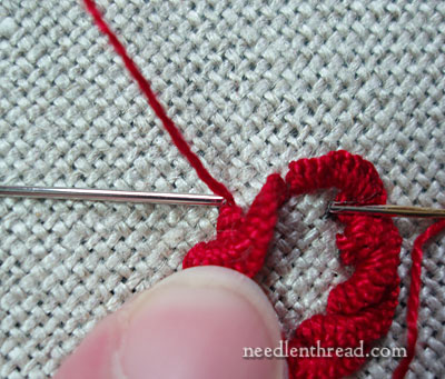 Stitch Play: Cast-On Stitch Flower Tutorial