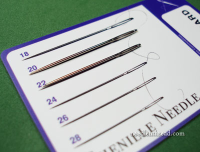 Needle I.D. Cards