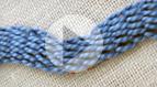 Raised Stem Stitch Band