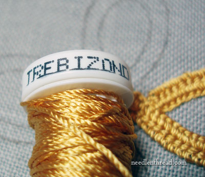 Trebizond Silk Thread