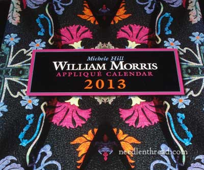 William Morris Calendar
