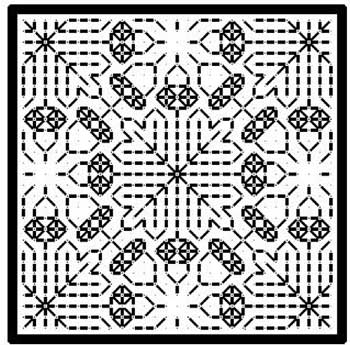 Free Blackwork Embroidery Patterns