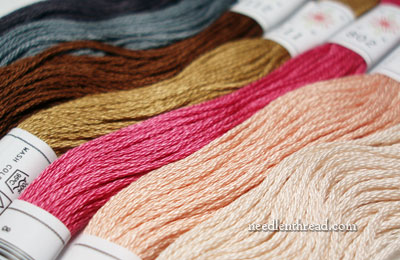 Sublime Stitch Color Palettes Embroidery Floss
